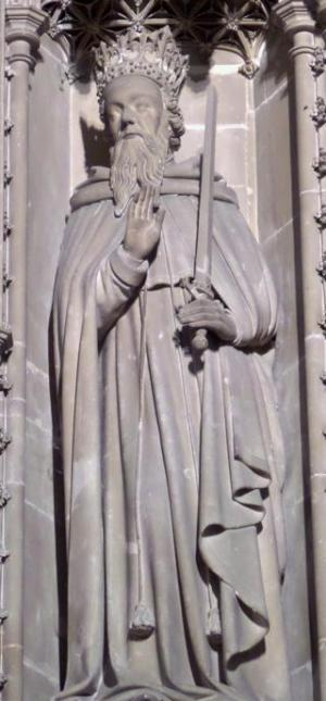Canterbury Cathedral, King Edward the Confessor