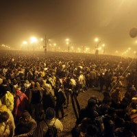 Largest Human Gathering in History, Hindu Festival Highlights Religion's Growth