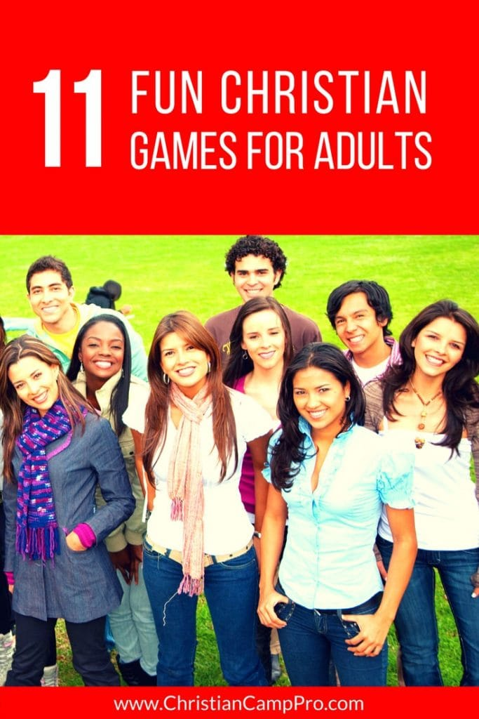 11 Fun Christian Games for Adults - Christian Camp Pro