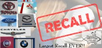 Audio Tip on Air Bag Recall
