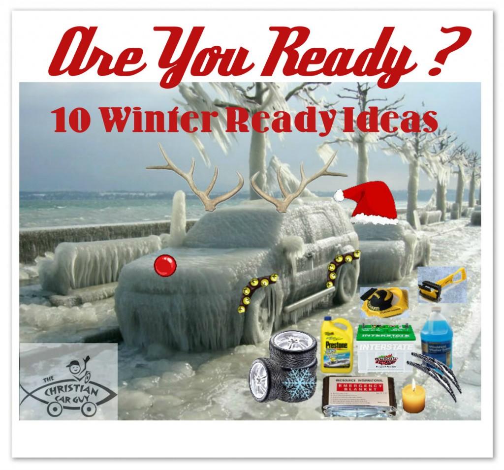 10 Winter Ready Ideas