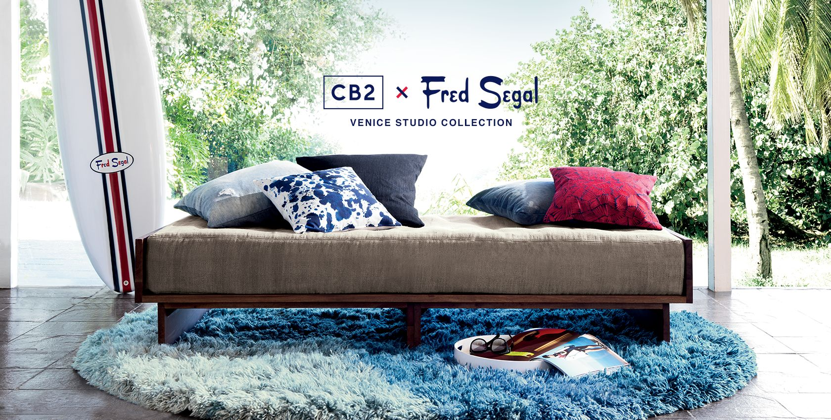 Stores Like Cb2 Fred Segal X Cb2 Christian Dare Edited