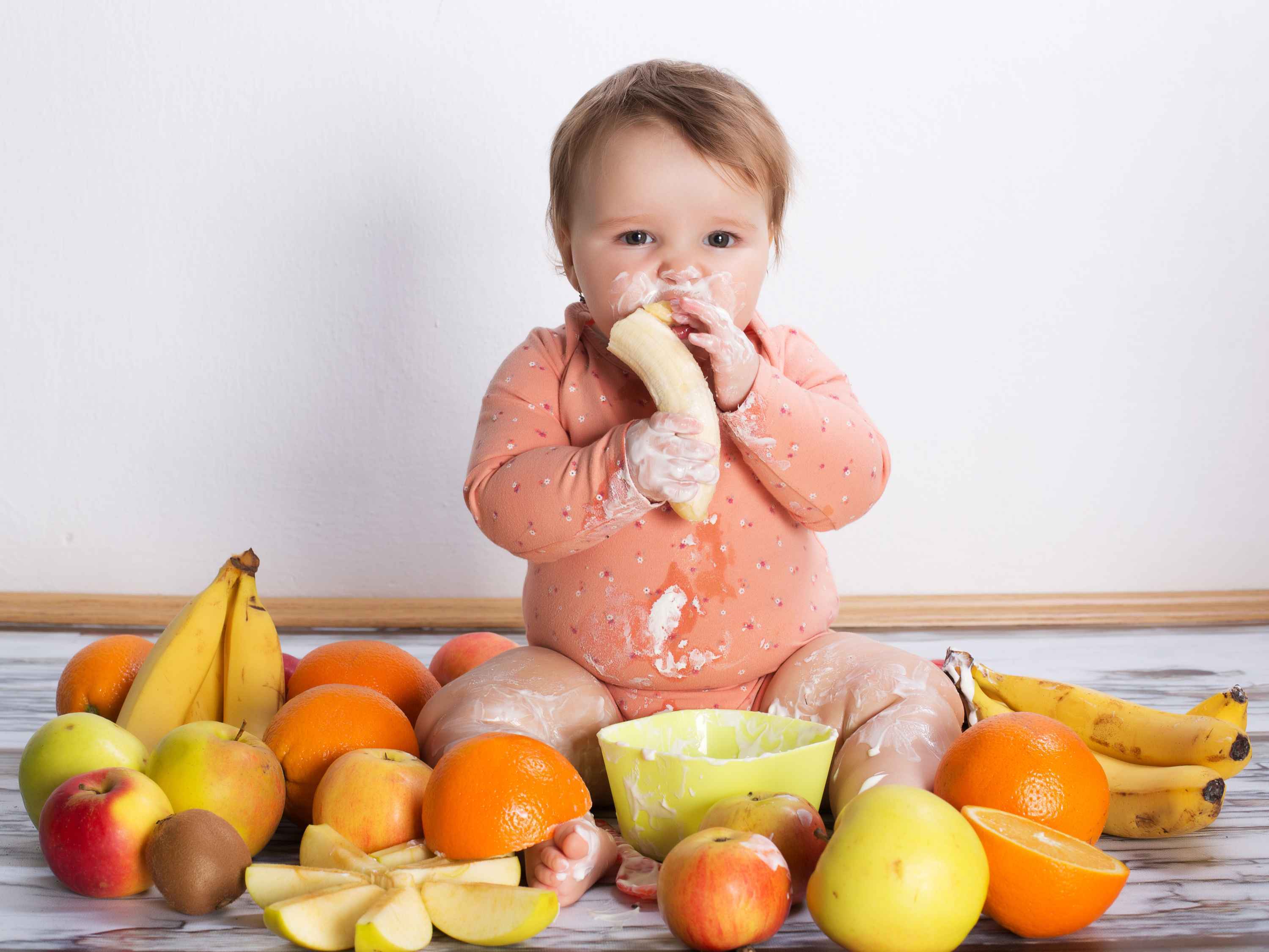 Que Debe Comer Un Bebe De 6 Meses Strategies For Changing Mealtimes From War Zone To