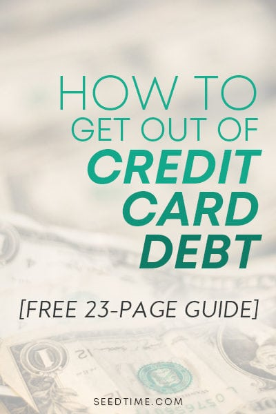 How to get out of credit card debt on your own Exhaustive Guide