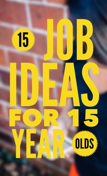 15 Fantastic Jobs for 15-Year-Olds (Awesome Opportunities)