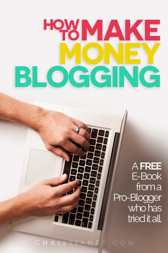 How To Start a Money-Making Blog in 2018 [FREE E-Course]
