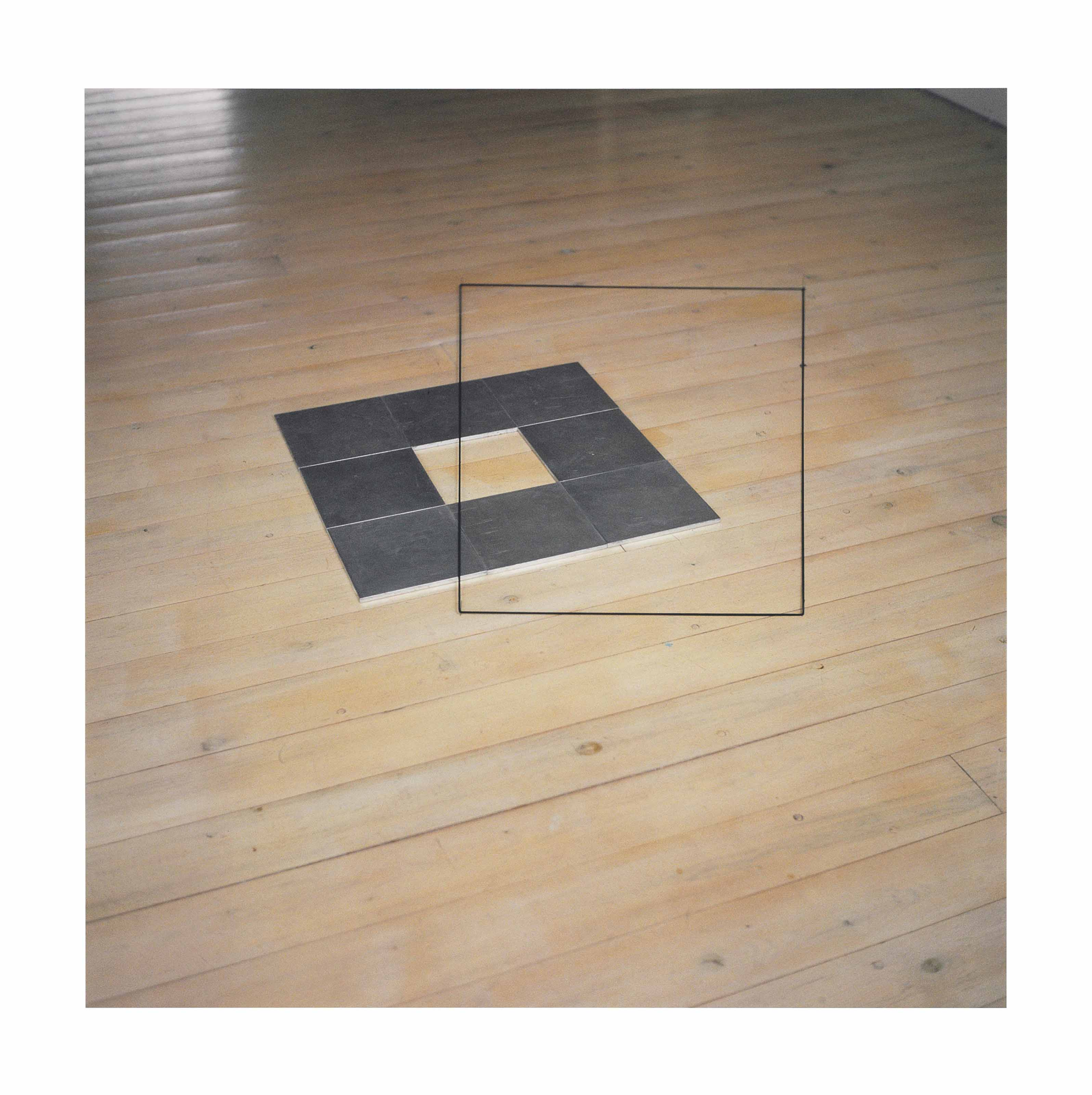 Jan Dibbets Jan Dibbets B 1941 Perspective Collection Quotcarl Andre