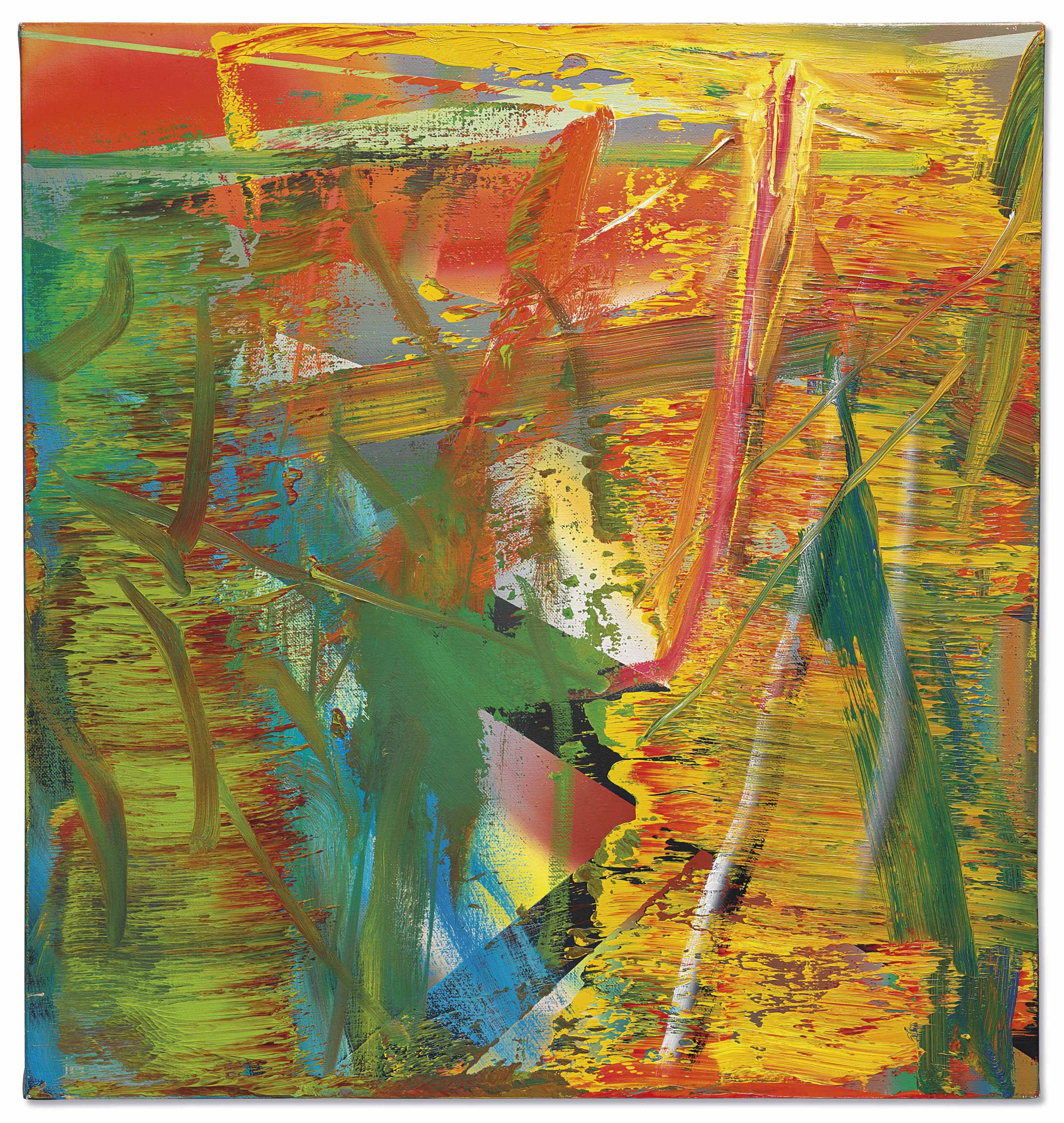Gerhard Richter Lots In Our Price Database Lotsearch
