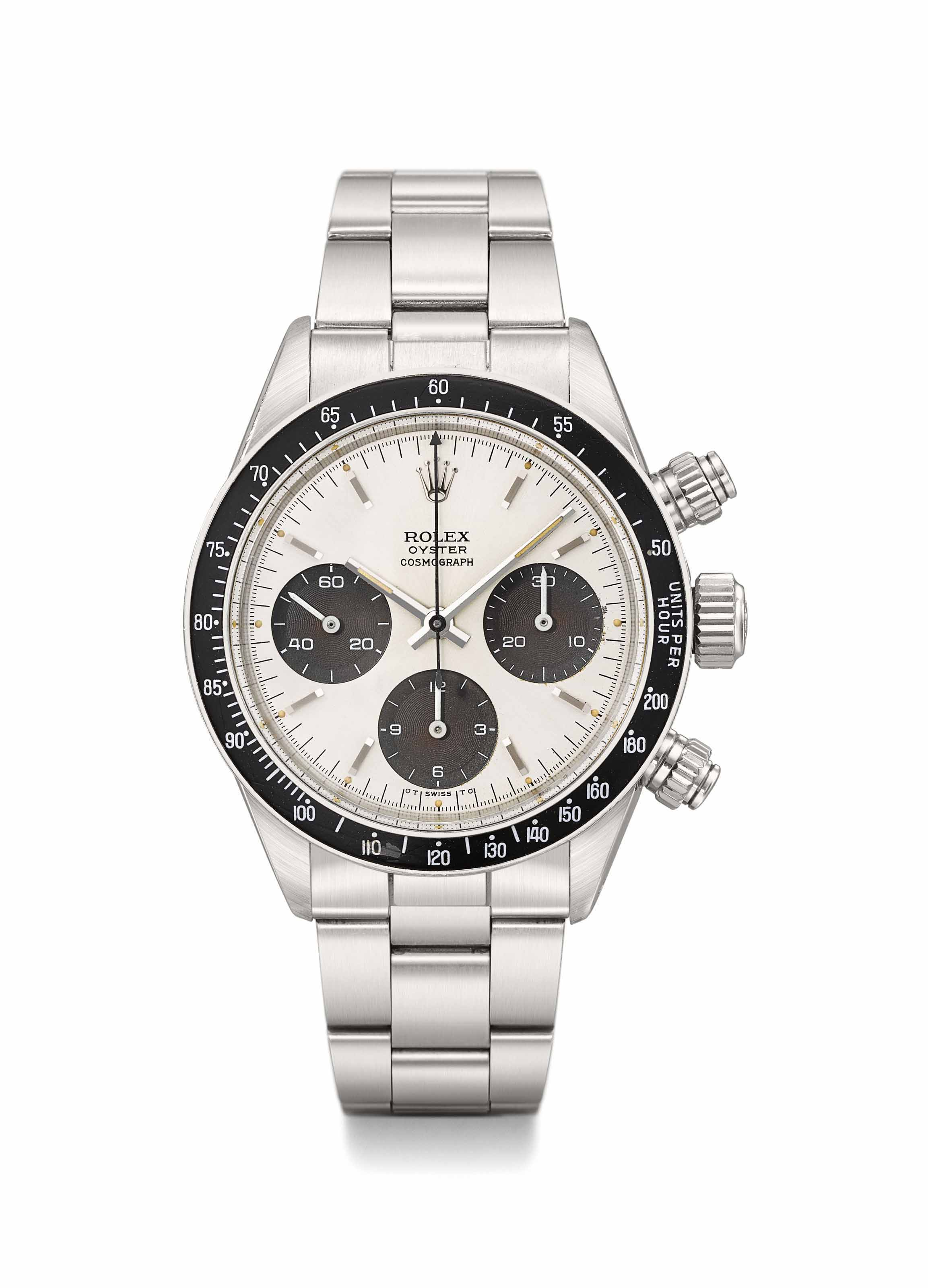 Steel Watch The Rolex Daytona 5 Reasons Collectors Love This Watch Christie S