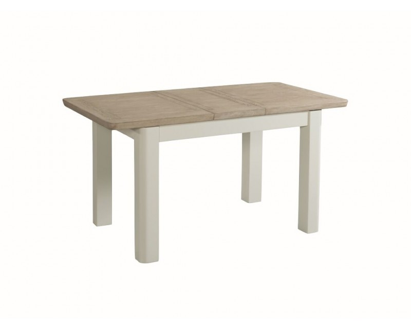 Tamworth Solid Oak Oak Veneer 439 Extension Dining Table