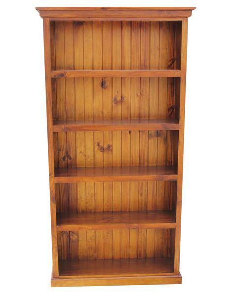 6×3 Deluxe Bookcase