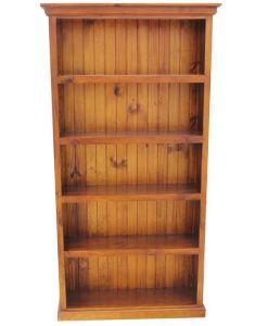 6x3 Deluxe Bookcase