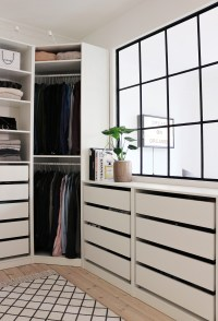 Our walk-in-closet is done - Christina Dueholm