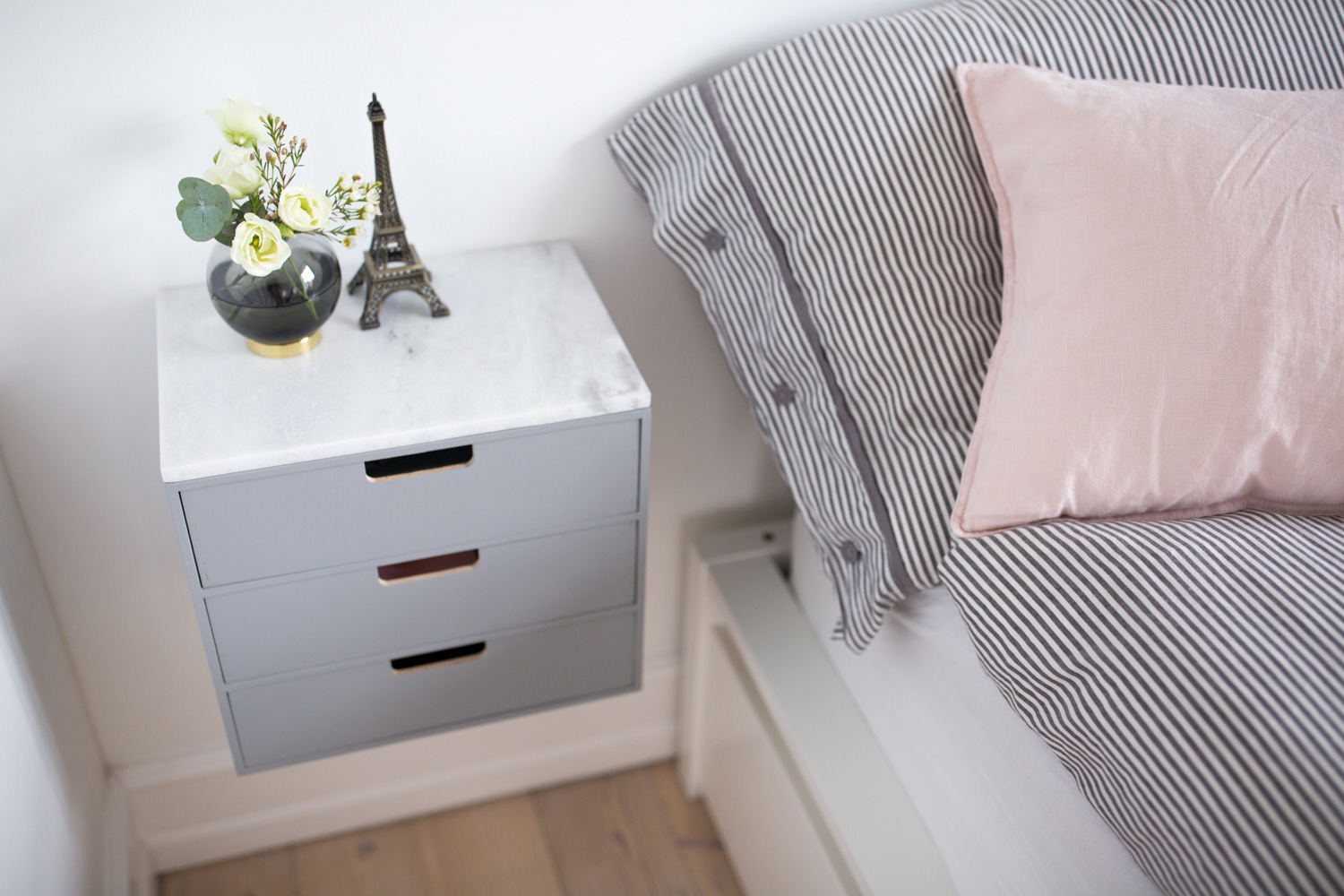 Diy Bedside Table Diy Bedside Tables Christina Dueholm