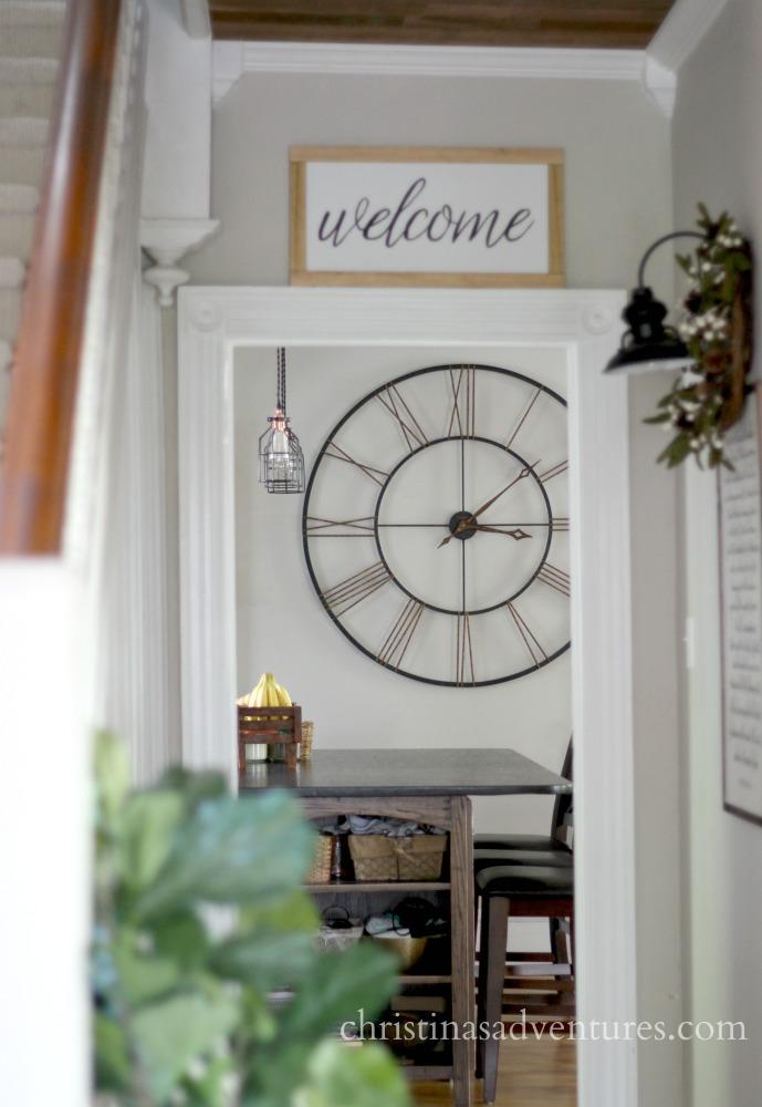 Where to buy farmhouse wall clocks