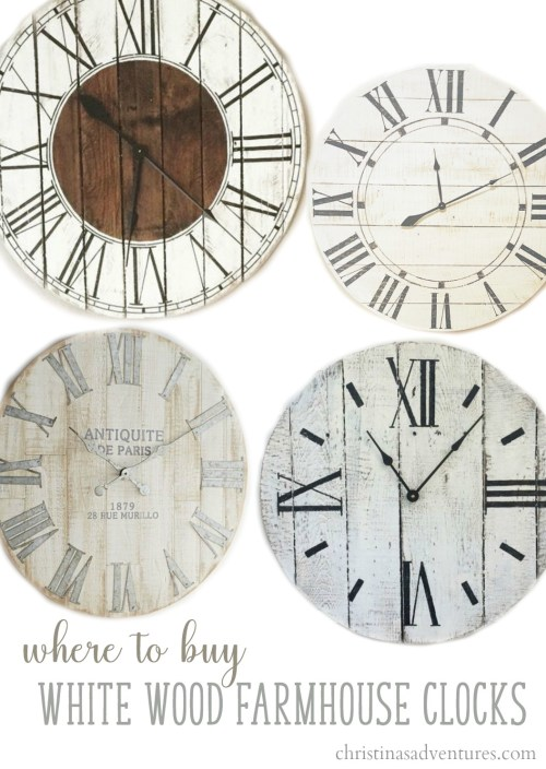Medium Of Affordable Wall Clocks