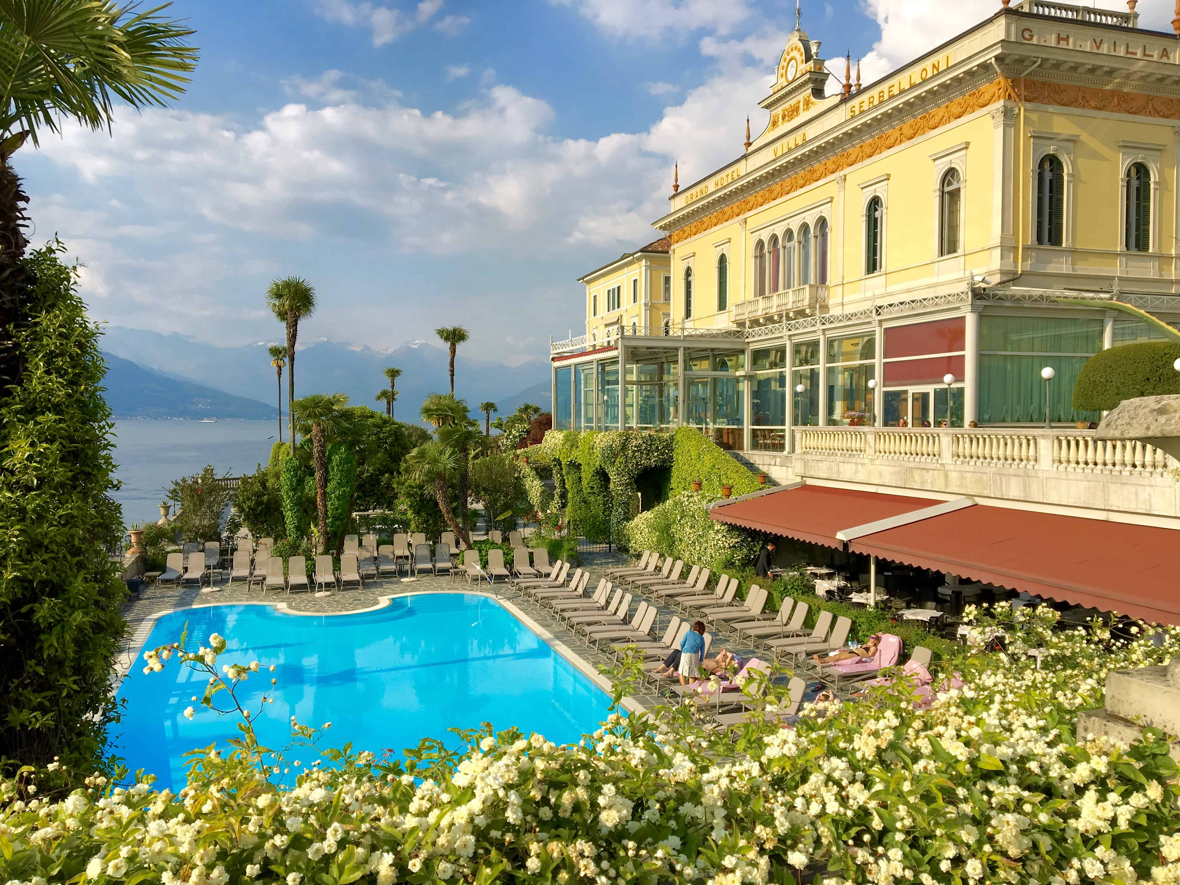 Arte Swiss Quality Hotel Zurich The Truly Grand Hotel Villa Serbelloni In Bellagio On Lake Como