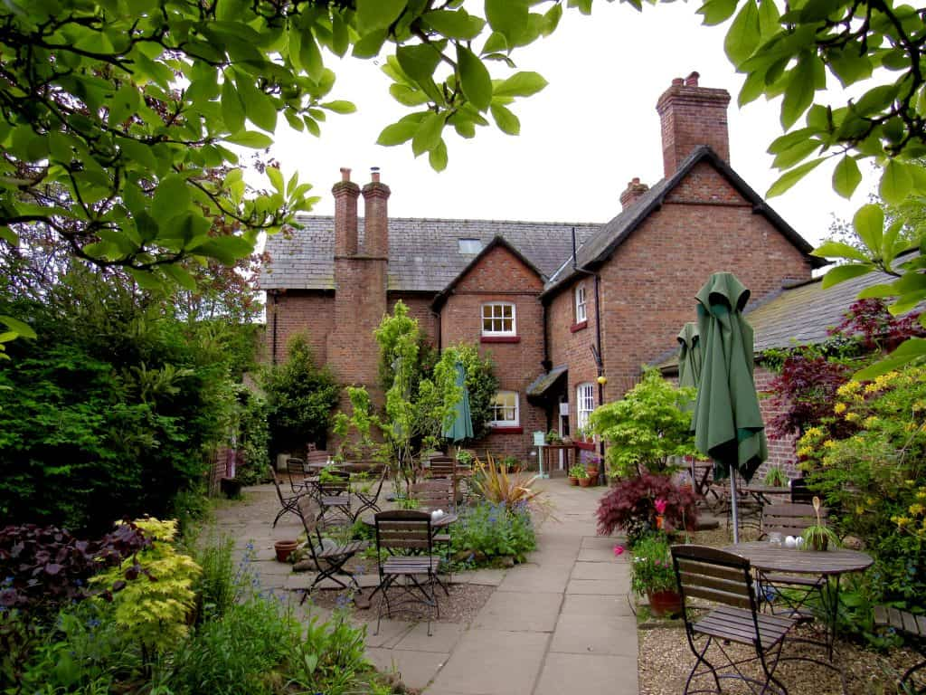 Cucina Antica Tomato Basil Uk Afternoon Tea At The Gardener S Cottage In Tatton Park A