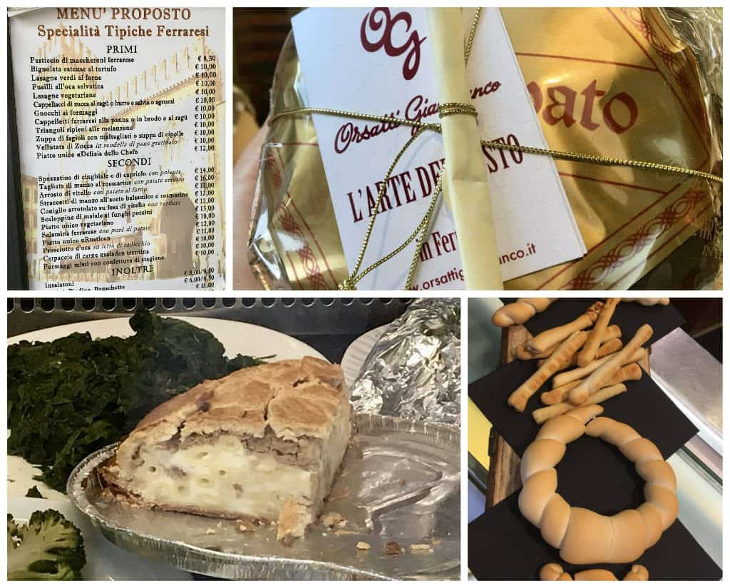 Arte Pizza Ferrara Menu My Top 9 Reasons To Visit Ferrara Italy Christina S Cucina