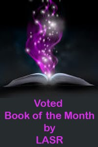 Demon Hunt voted Book of the Month September, 2012!
