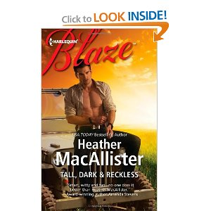 cover of Tall, Dark and Reckless by Heather MacAllister