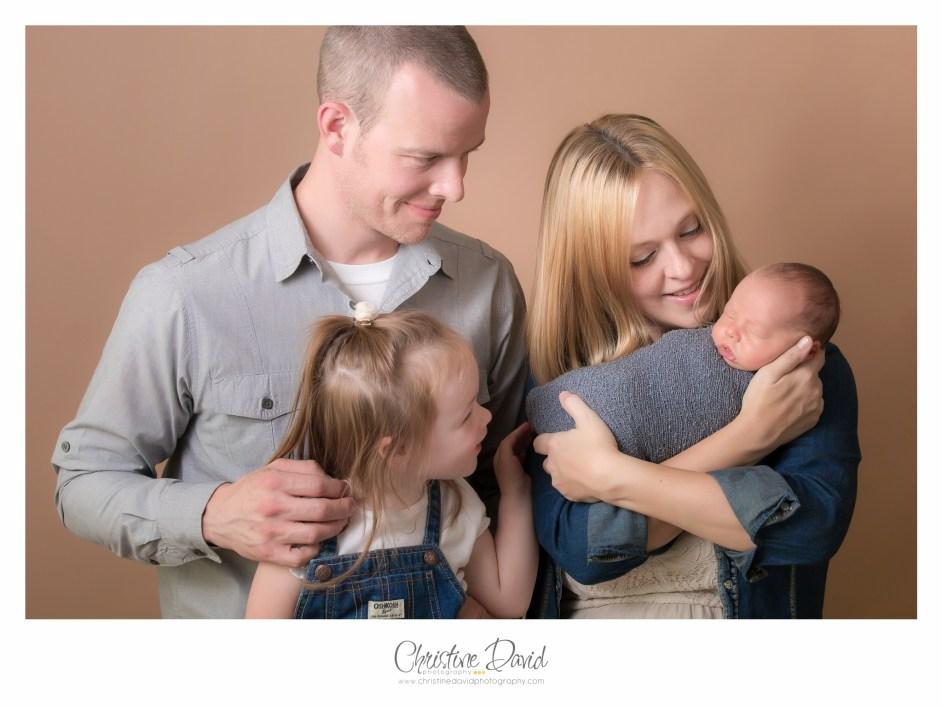 Christine David Photography Newborn Baby Photographer - Maple Valley, Eastside, Washington - September 2016 - Kamden