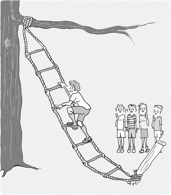 8_Rope ladder