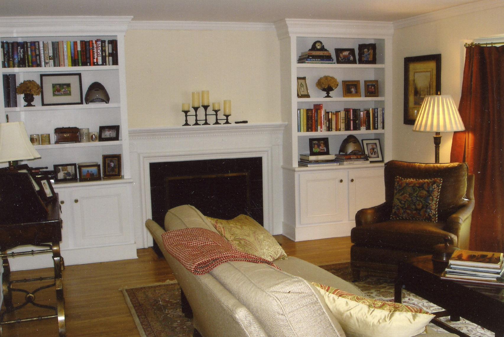 Modern Colonial Home Decor