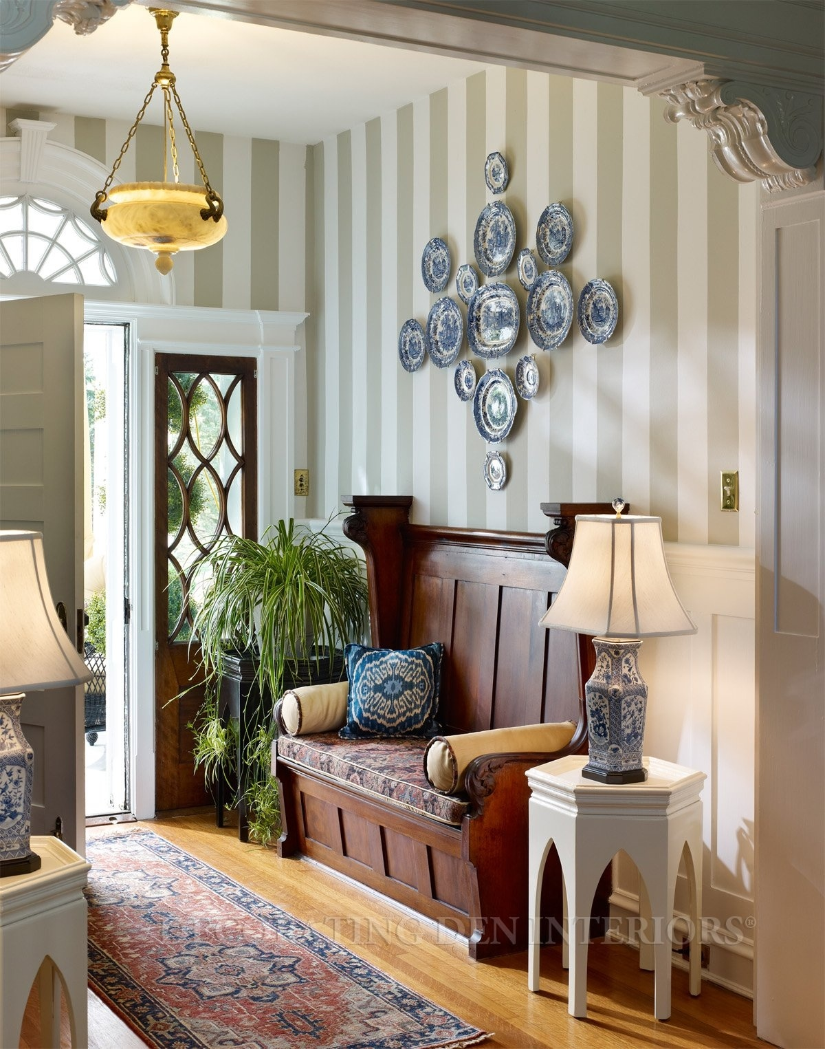 Foyer Decorating Ideas Entryway Narrow Tables Simple Home Decoration