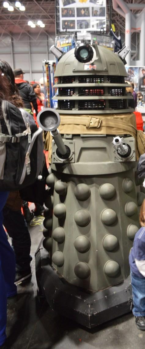 NYCC 2014 Dalek