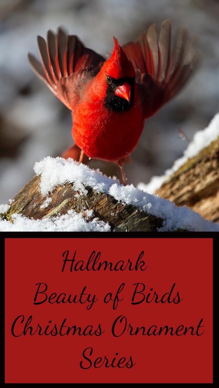 hallmark cardinal ornament