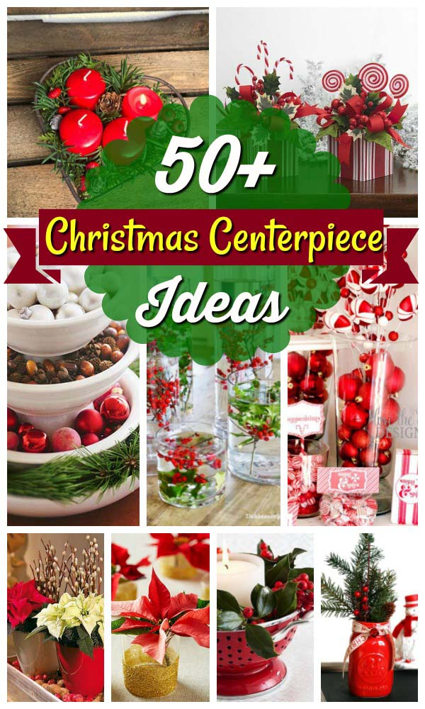 Best Christmas Centerpieces Ideas - Christmas Celebration - All