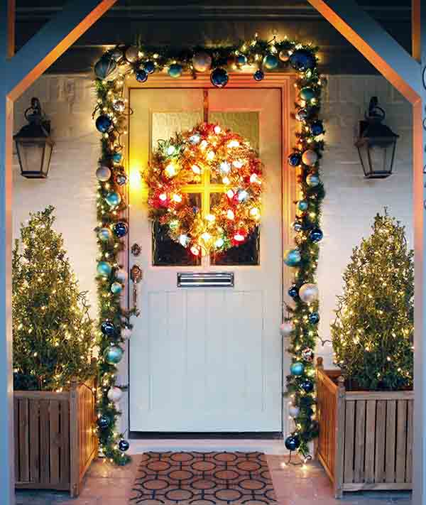 Top Outdoor Christmas Decorations Ideas u2013 Christmas Celebrations - home depot outdoor christmas decorations