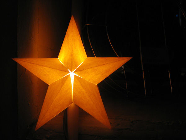 outdoor christmas star decorations - Rainforest Islands Ferry - christmas star decorations