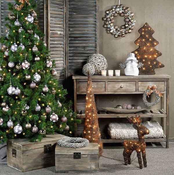 Xmas Decoration Ideas - Interior Design - christmas home decor ideas