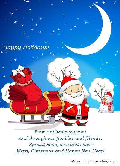 printable-christmas-cards - Christmas Celebration - All about Christmas