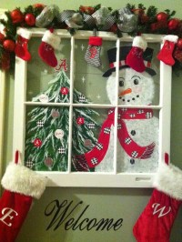 Top Christmas Window Decorations - Christmas Celebration ...