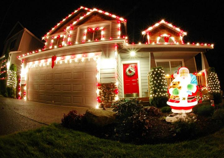 Mind blowing Christmas Lights Ideas for Outdoor Christmas - home depot outdoor christmas decorations