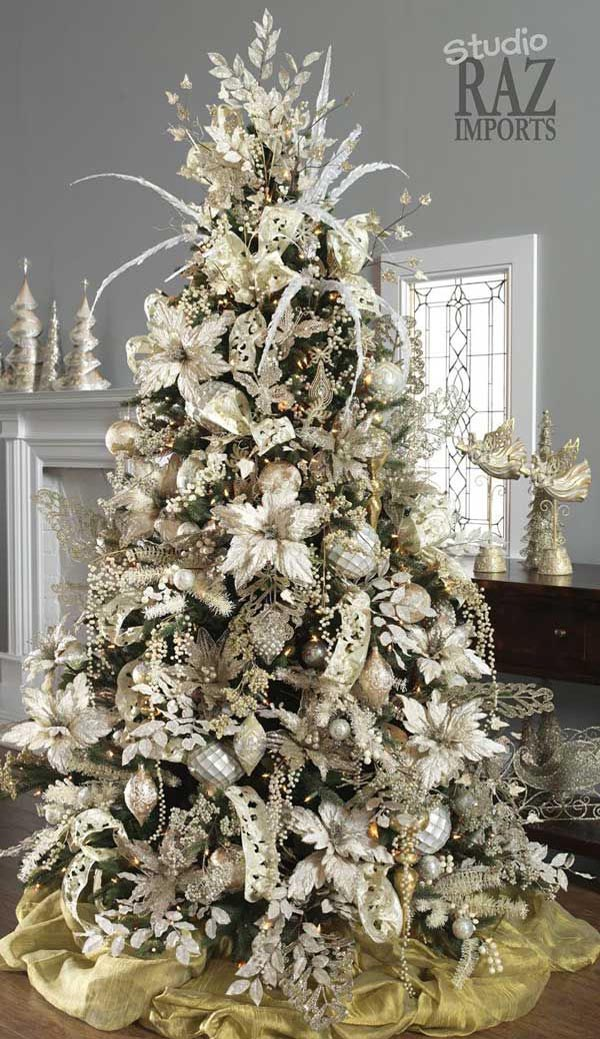 Pacita Ganzon (pacitaganzon) on Pinterest - decorative christmas trees
