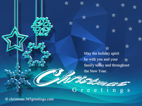 Business Christmas Messages and Greetings - Christmas Celebration