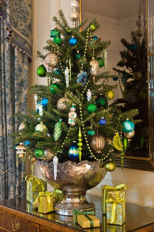 Top 40 Tabletop Christmas Tree Decorations u2013 Christmas Celebrations - small decorative christmas trees
