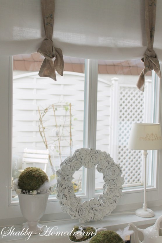 Shabby Chic Dekoration Top 40 Shabby Chic Christmas Decorations - Christmas
