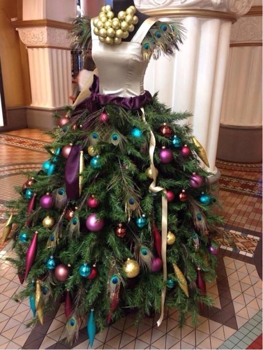 27 Unique Christmas Decoration Ideas For Stores - Christmas - unique christmas decorations