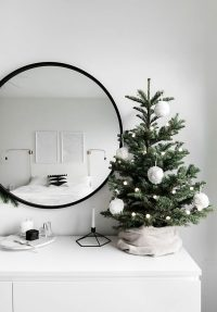 30 Mini Christmas Trees Decoration Ideas - Christmas ...