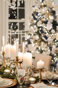 Top Christmas Table Settings - Christmas Celebration - All ...