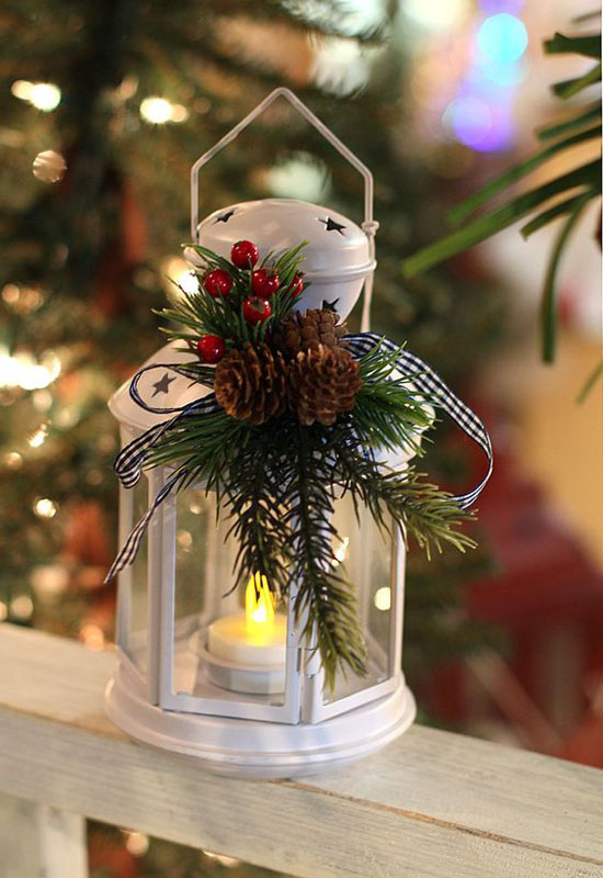 Laterne Außen Stunning Christmas Lantern Decorations Ideas - All About