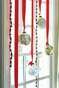 Christmas Decorating Ideas For Curtains | Curtain ...