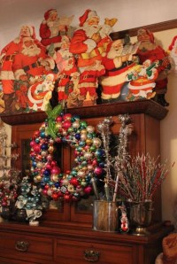 35 Glamorous Vintage Christmas Decorating Ideas - All ...
