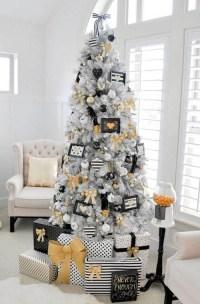 Contemporary Christmas Tree Ideas - Home Design