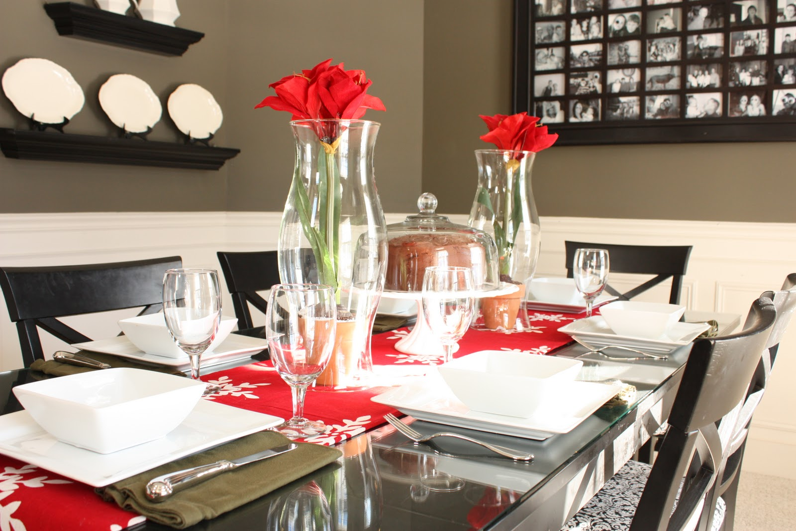 40 Christmas Dinner Table Decoration Ideas All About